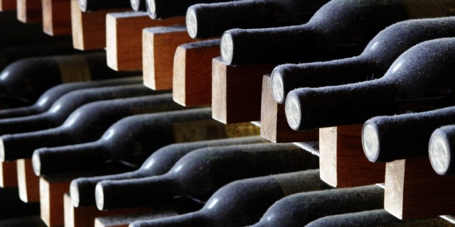 racks-of-wine-bottles-in-a-cellar