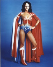 Wonder Woman -Lynda Carter