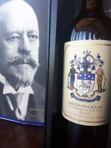 A bottle of Baronet